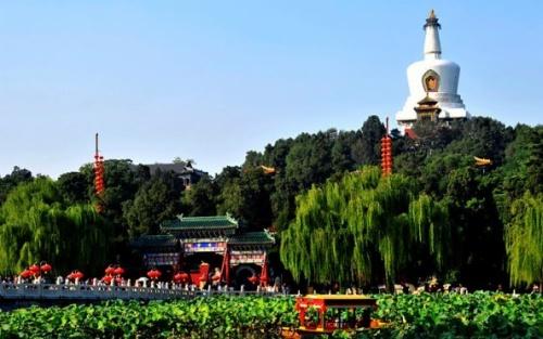 iData provides Beijing Beihai park the new application of mobile smart ticket check
