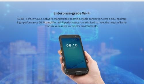 Wi-Fi Performance Challenge of iData T1